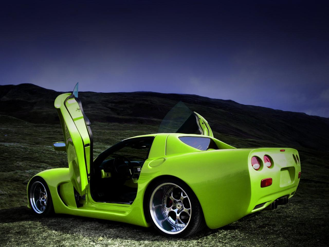 chevrolet corvette c5 by wittera car tuning styling. Black Bedroom Furniture Sets. Home Design Ideas
