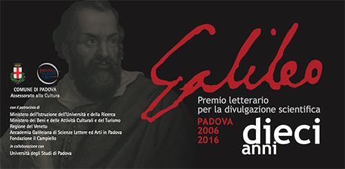 Premio Letterario Galileo 2016