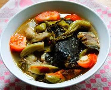 Bí quyết làm món Canh dưa nấu cá trê ngon