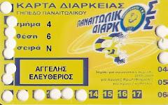 ΔΙΑΡΚΕΙΑΣ  2008-09