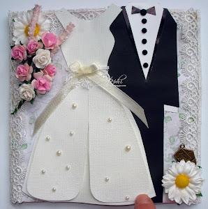 Mall på bröllopskläder