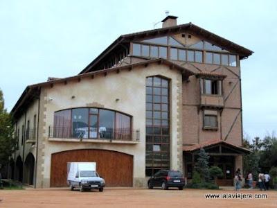 Villa Lucia Centro Tematico Vino Rioja Alavesa