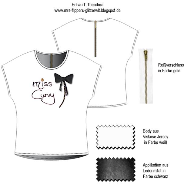 Voting – Ulla Popken Shirt