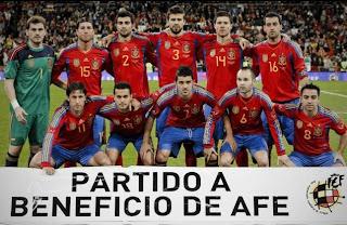 España es la Mejor Selección según la UEFA