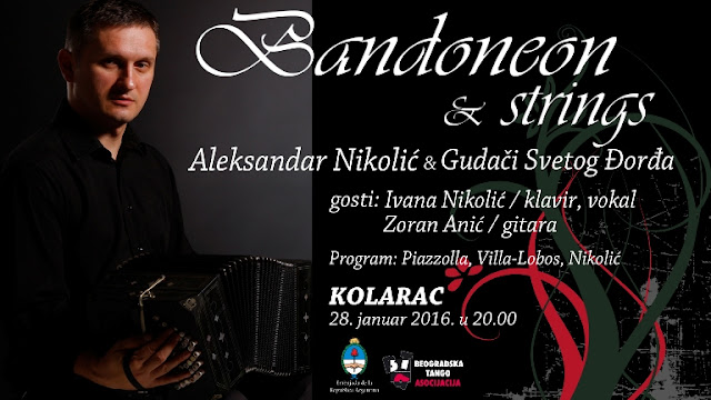 Bandoneon & strings