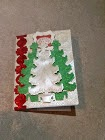 Anna Griffin Christmas Tree Folder and Die