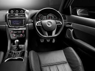 2011 Vauxhall VXR8