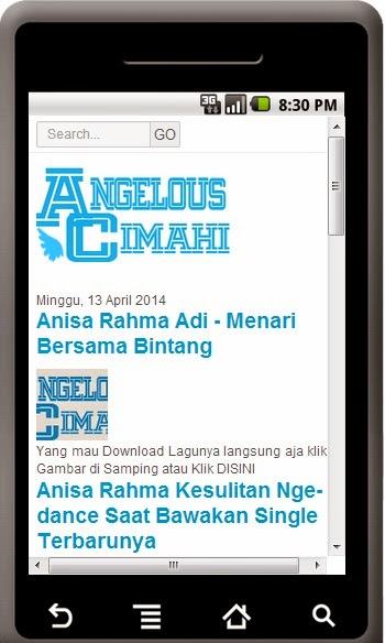 Aplikasi Angelous Cimahi Blog