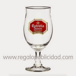 Vasos cristal y copas personalizadas de cerveza for Vasos chupito personalizados