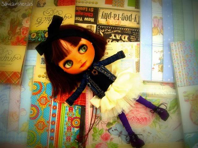 basaak doll en feria de oportunidades basauri
