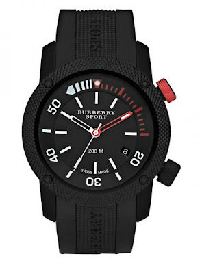 Burberry Sport Diver Watch