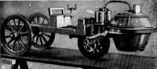 اول سيارة صنعت