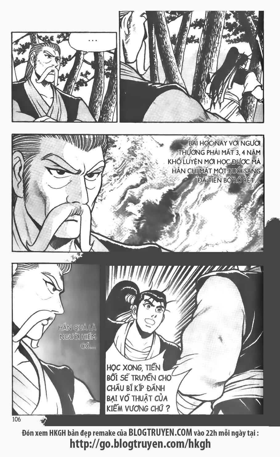 Hiệp Khách Giang Hồ chap 79 page 23 - IZTruyenTranh.com