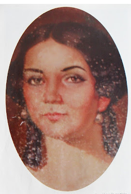 Esposa de Simón  Bolívar:María Teresa del Toro y Alayza