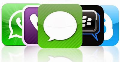 برامج المحادثة و التواصل للاندرويد