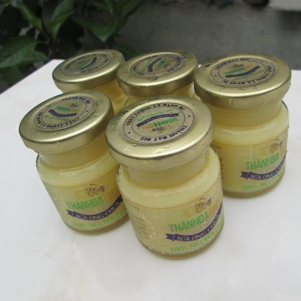 Mua Sữa Ong Chúa Ở TPHCM (Hồ Chí Minh)