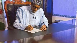 President buhari 2016 budget