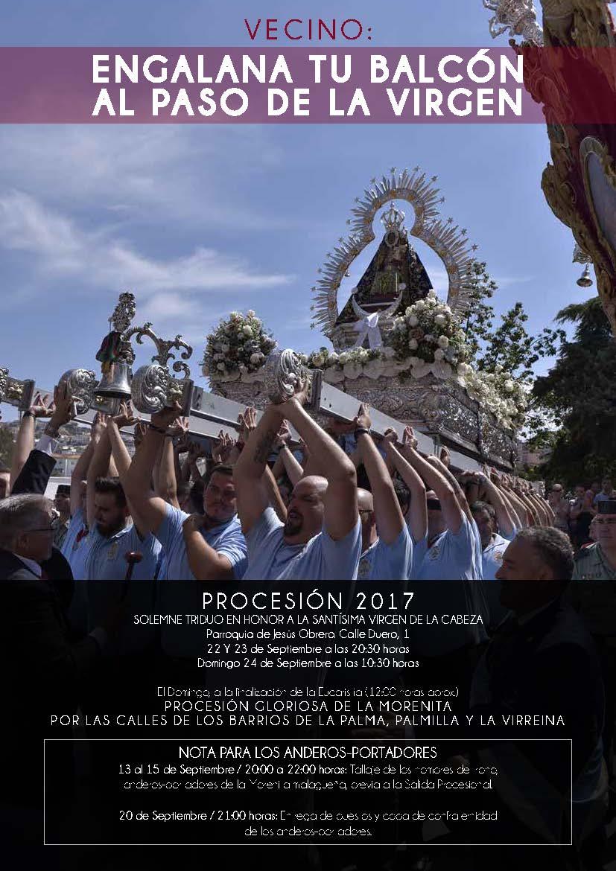 PROCESION 2017.