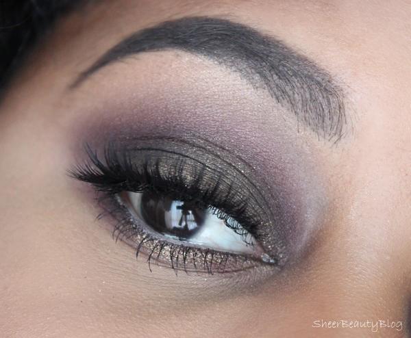 picture of makeup using makeup geek cosmetics