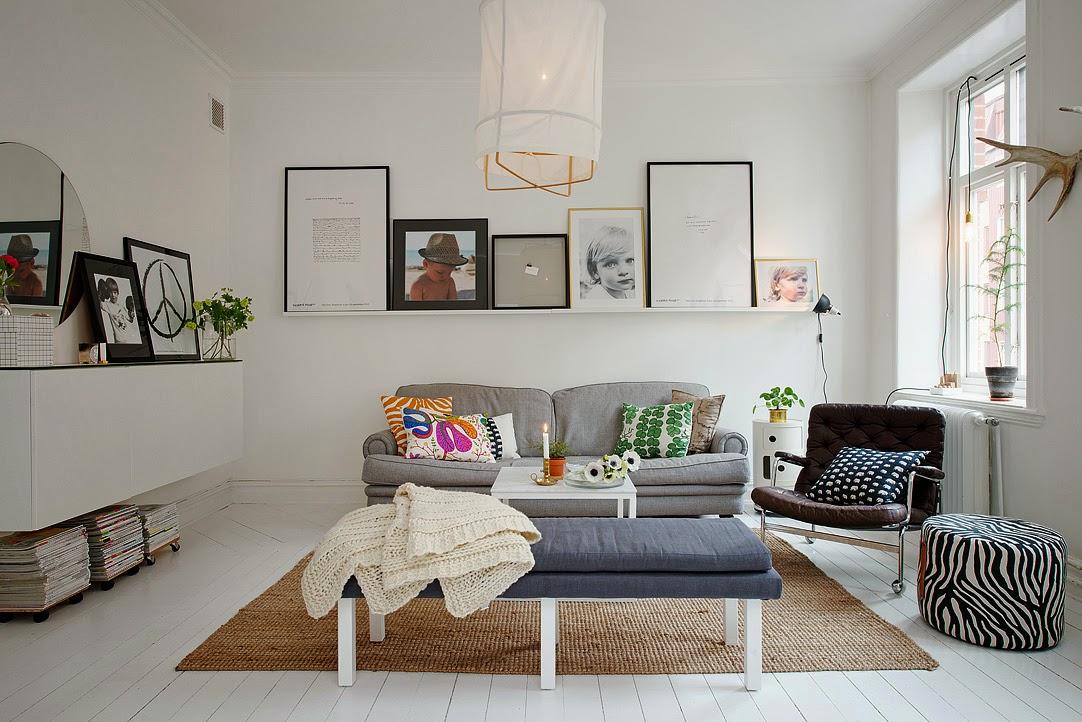 El pisazo de la semana estilo n rdico con decoraci n low for Decoracion de interiores nordico