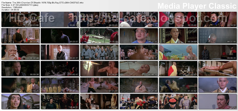 The 36th Chamber Of Shaolin 1978 video thumbnails