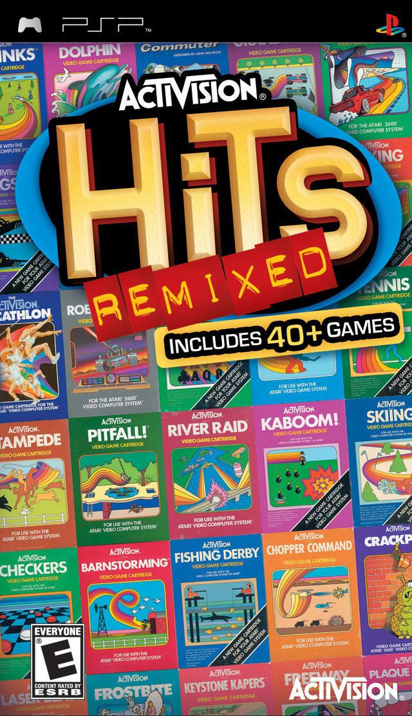 Les compilations de la PSP Activision%2BHits%2BRemixed