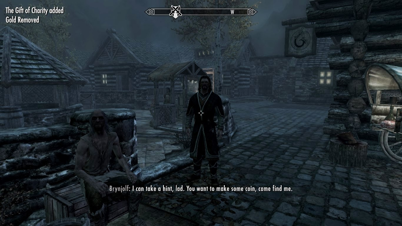 Another Orc in Skyrim