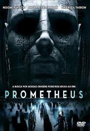 Filme Prometheus + Legenda