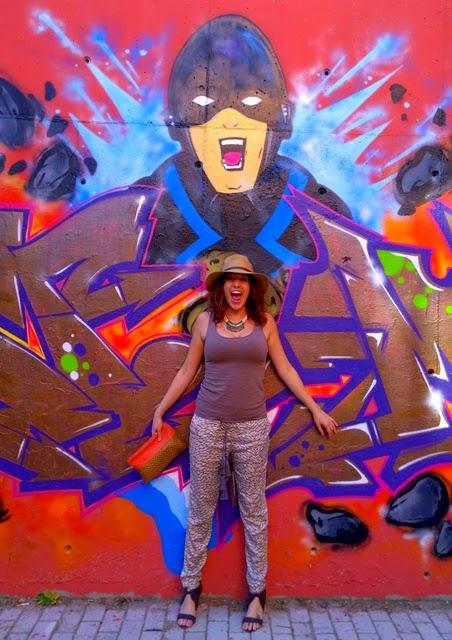 grafitti segovia