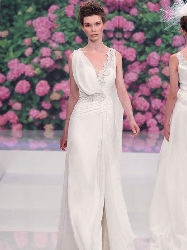 lace Wedding Dresses 2013 From Atelier Aimée