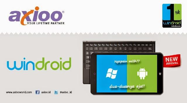 Axioo WinDroid 7G