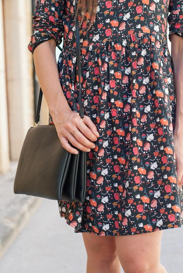 Flowers dress Pimkie