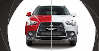 Outlander Sport PX Limited 2013