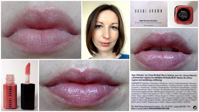 Bobbi Brown High Shimmer Lip Gloss