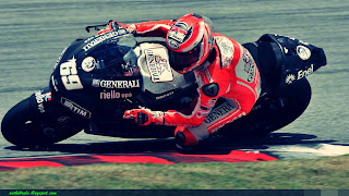 Hayden MotoGp Wallpaper