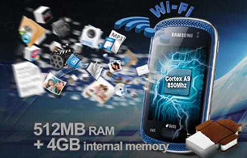 Samsung Galaxy Music vaza e deverá ser lançado já em outubro em evento na Alemanha