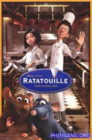 Chú Chuột Đầu Bếp - Ratatouille 2007