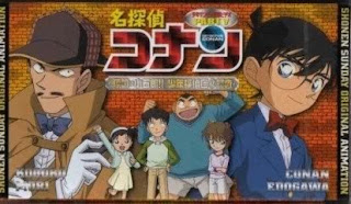 Conan Ova 5 - Detective Conan Ova 5 : The Target Is Kogoro! The Detective Boys' Secret Investigation