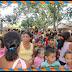 Em comemoração ao dia Universal da Criança Francisca Aguiar reúne mais de 2 mil crianças no bairro Areal