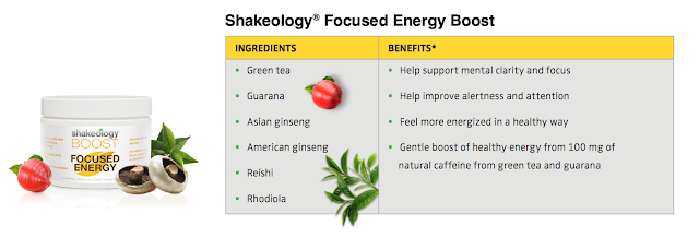 shakeology boost, shakeology power greens, shakeology focused energy, shakeology digestive health, top beachbody coach, sarah griffith