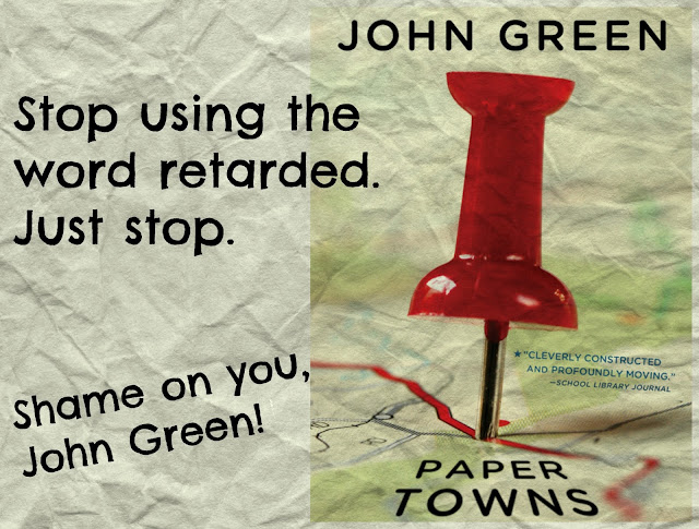 Stop Using the Word Retarded. Just Stop. via Removing the Stumbling Block