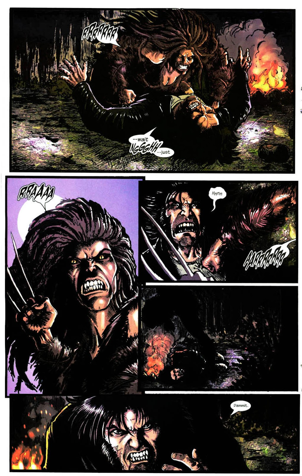 Read online Wolverine (2003) comic -  Issue #14 - 13