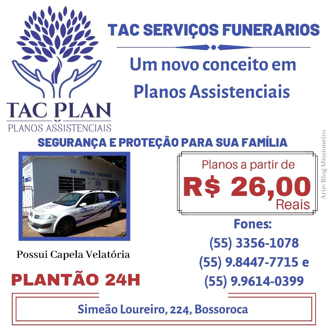 TAC PLAN SERVIÇOS FUNERARIOS