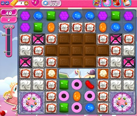 Candy Crush Saga 876