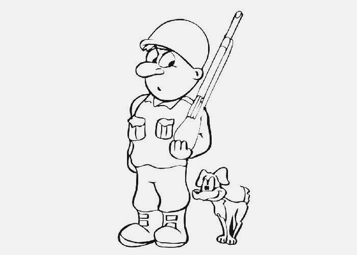 Soldier Dog Coloring Page Free Coloring Pages And Soldier Coloring Pages