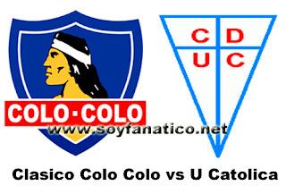 Colo Colo vs Universidad Catolica - Clasico 2013