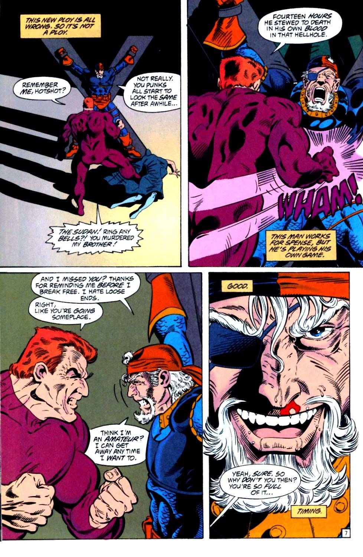 Deathstroke (1991) Issue #25 #30 - English 8