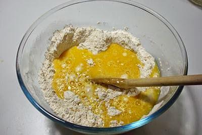 Muffin all'arancia 4