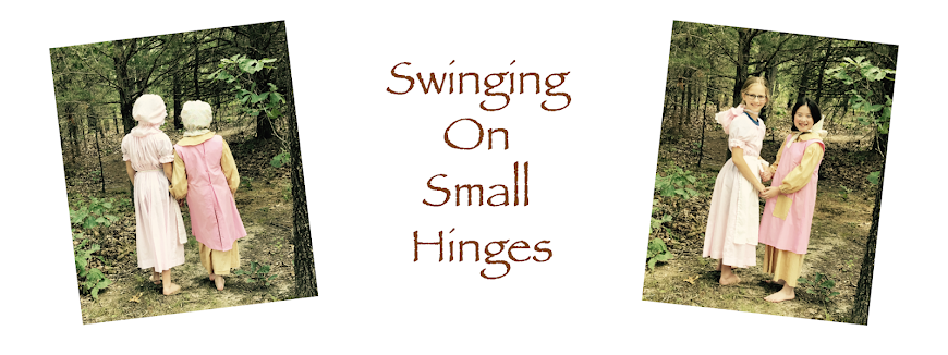 Swinging On Small Hinges