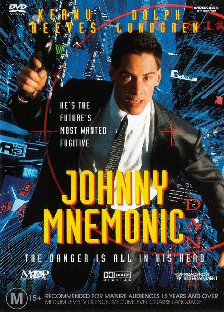 Johnny mnemonic [1995]
